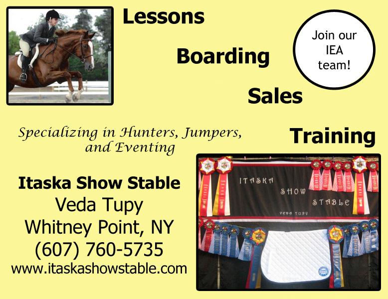 Itaska Show Stable
