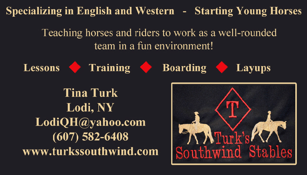 Turk's Southwind Stables