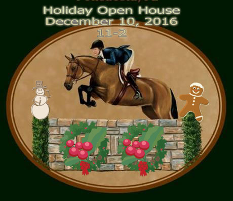 Holiday Open House - December 10